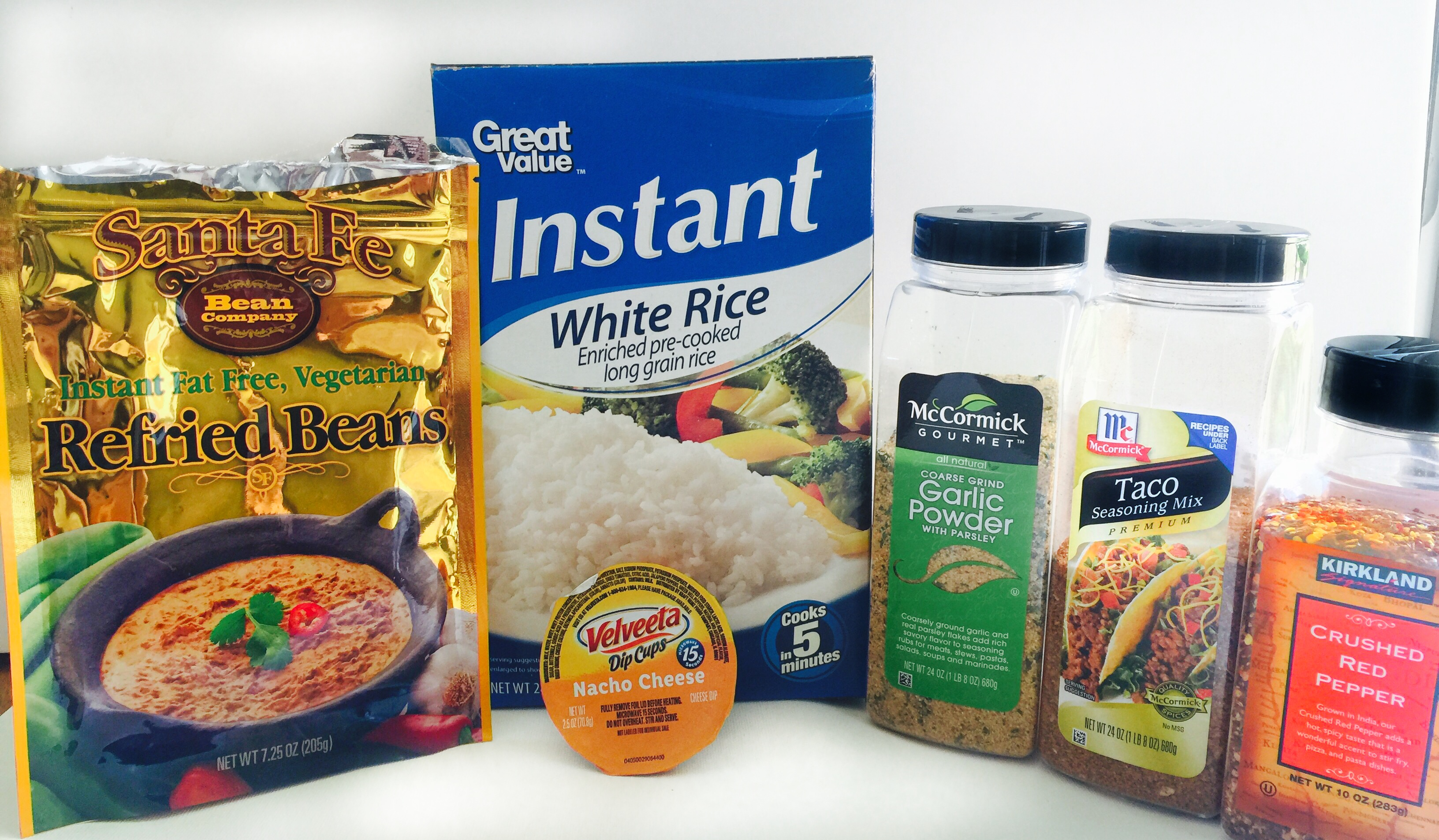 Santa Fe Rice and Beans