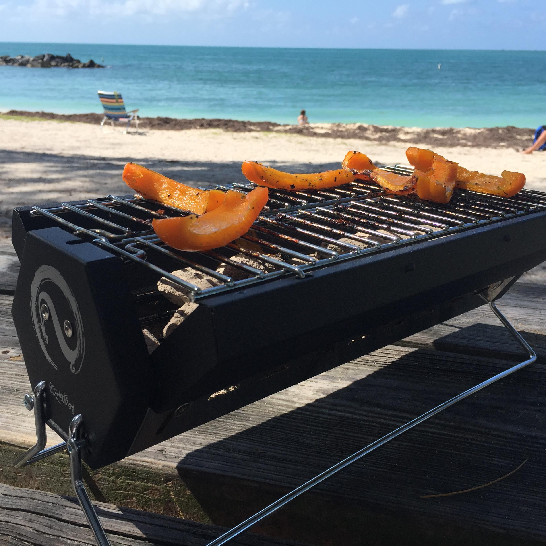 Delicious marinated shrimp bursting with island flavor!