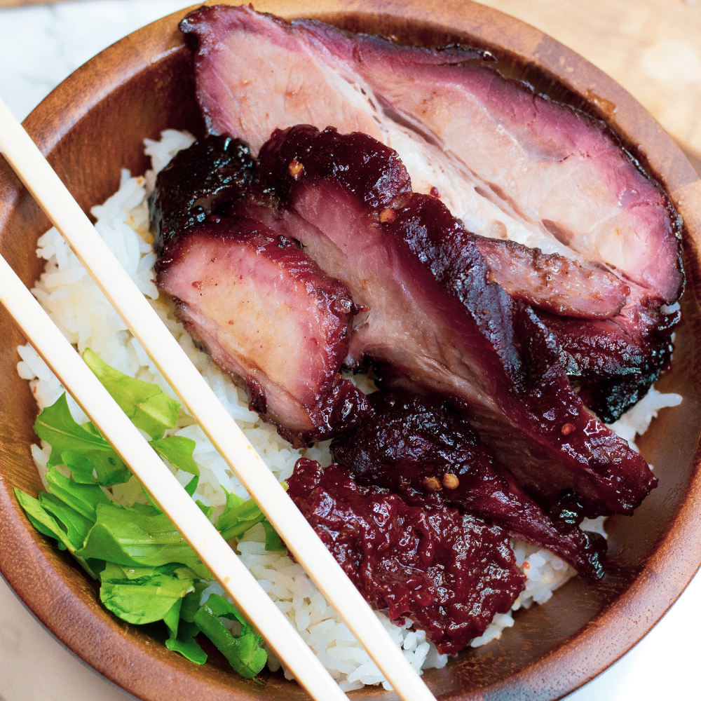 Sticky, tender Chinese BBQ! So easy, just marinate over night and throw on your grill!