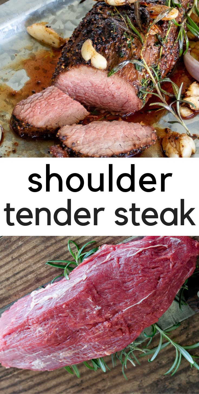 Shoulder Tender or Teres Major Steak - The Most Tender Steak You\'re Probably Not Eating