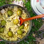 Chicken Marbella - Delicious, easy to pack and cook on the trail!