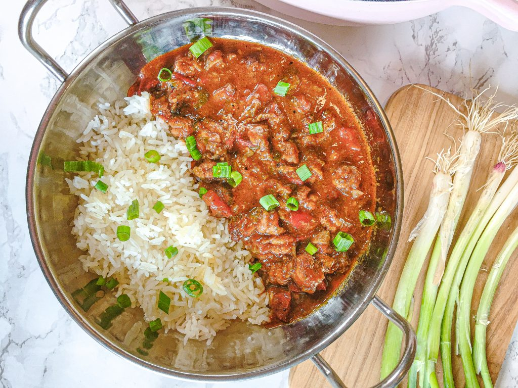 Crawfish etouffee is so easy to make at home. You don't have to get down to Louisiana to have this delicious treat. You can have it anytime! Be sure to find yourself some Louisiana crawfish!